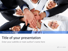 Teamwork _https://www.presentationload.com/team-work.html
