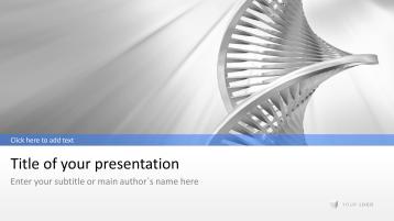 DNA Helix _https://www.presentationload.de/dna-helix.html