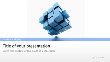 3D Cube 1 _https://www.presentationload.com/3d-cube-1-1.html