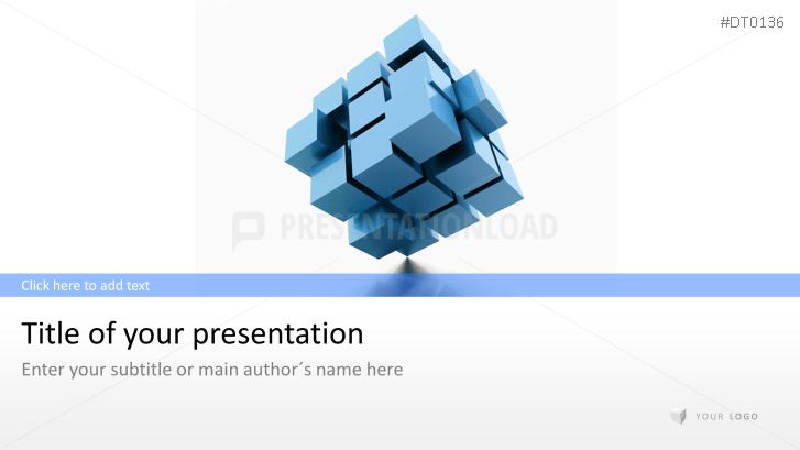 3D Cube 1
