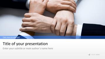 Hand in Hand 2 _https://www.presentationload.de/hand-in-hand-2.html