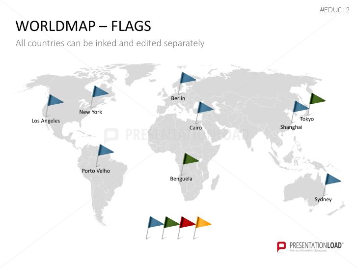 Presentationload university university powerpoint template world flags httpspresentationloaduniversity toneelgroepblik Gallery