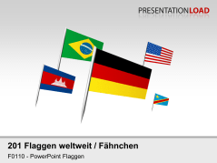 Welt-Set - Fähnchen _https://www.presentationload.de/flaggen-welt-set-faehnchen.html