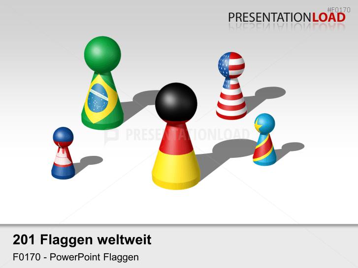Welt-Set - Spielfiguren _https://www.presentationload.de/flaggen-welt-set-spielfiguren.html