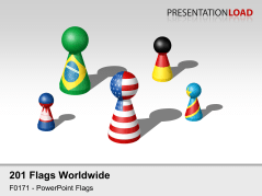 World Flags - Figures _https://www.presentationload.com/flag-world-figures.html