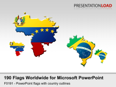 World Flags - Country outlines _https://www.presentationload.com/flag-world-country-outlines.html