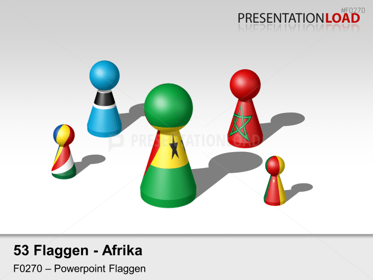 Afrika - Spielfiguren