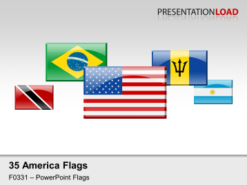 Americas Flags - Glass Buttons _https://www.presentationload.com/en/powerpoint-maps/flag-icons-all-countries/Americas-Flags-Glass-Buttons.html