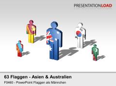 Asien / Pazifik - Männchen _https://www.presentationload.de/flaggen-asien-pazifik-maennchen.html