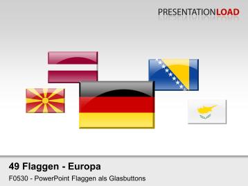 Europa-Set - Glasbuttons _https://www.presentationload.de/flaggen-europa-set-glasbuttons.html