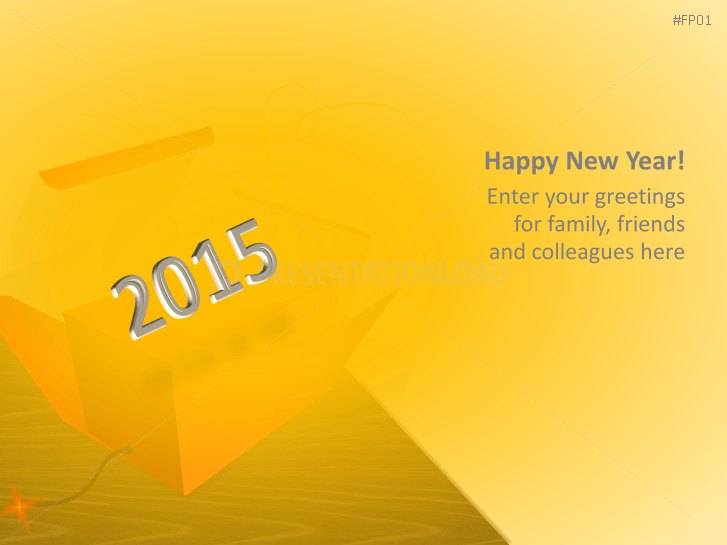 presentationload happynewyear templates animated