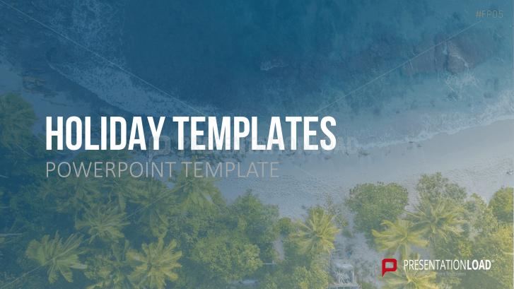 Holiday Templates