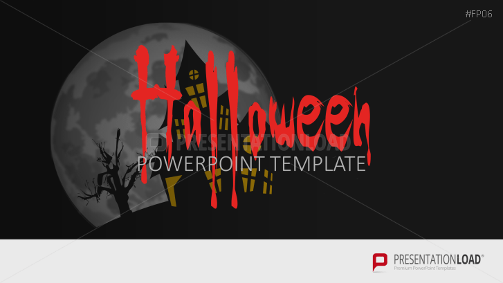 Halloween PowerPoint-Vorlagen (Animiert) _https://www.presentationload.de/halloween-animiert.html