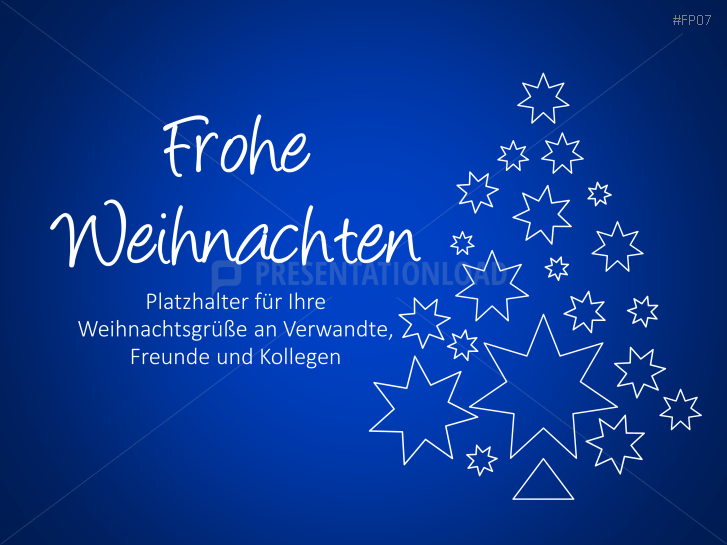 Weihnachtsgrüße Freunde.Presentationload Weihnachtsvorlagen Animiert