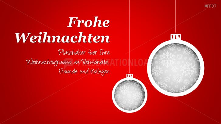 Weihnachtsgrüße Auf Englisch Für Freunde.Presentationload Weihnachtsvorlagen Animiert