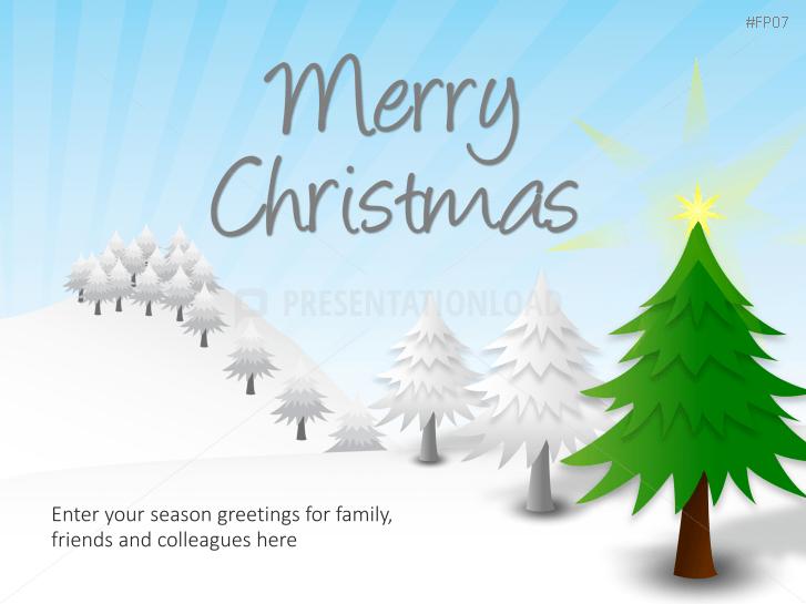 Presentationload Christmas Templates Animated