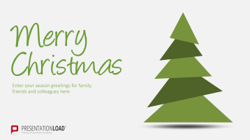 Christmas Templates Christmas Tree Triangle _https://www.presentationload.com/christmas-templates-christmas-tree-triangle-oxid.html