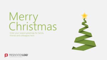 Christmas Templates Christmas Tree With A Star _https://www.presentationload.com/christmas-templates-christmas-tree-with-a-star.html