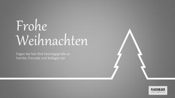 Weihnachtsvorlagen Weihnachtsbaum Linienumriss _https://www.presentationload.de/weihnachtsvorlagen-weihnachtsbaum-linienumriss.html