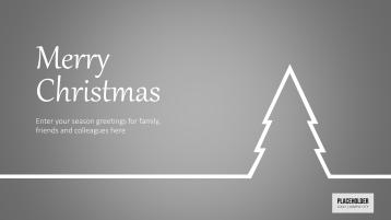 Christmas Templates Christmas Tree Line _https://www.presentationload.com/christmas-templates-christmas-tree-line-oxid.html