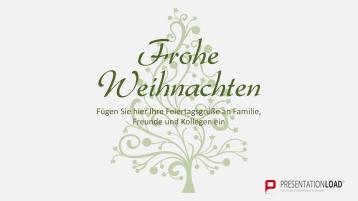 Weihnachtsvorlagen Weihnachtsbaum Schwungvoll _https://www.presentationload.de/weihnachtsvorlagen-weihnachtsbaum-schwungvoll.html