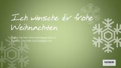 Weihnachtsvorlagen Schneeflocke _https://www.presentationload.de/weihnachtsvorlagen-schneeflocke.html