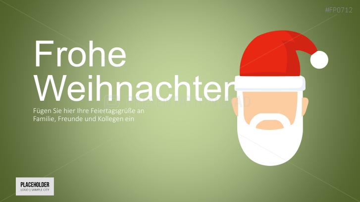 Weihnachtsvorlagen Weihnachtsmann Umriss