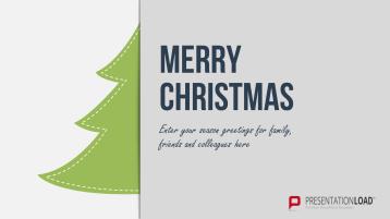 Christmas Templates Half Tree _https://www.presentationload.com/christmas-templates-half-tree.html