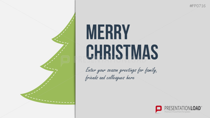 Christmas Templates Half Tree _https://www.presentationload.com/christmas-templates-half-tree.html