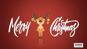 Weihnachtsvorlagen Rentier _https://www.presentationload.de/weihnachtsvorlagen-rentier.html