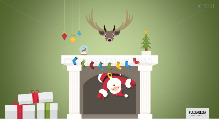 Christmas Templates Christmas Santadropdown _https://www.presentationload.com/christmas-templates-christmas-santadropdown.html