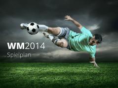 WM2014 Spielplan _http://www.presentationload.de/wm-spielplan.html