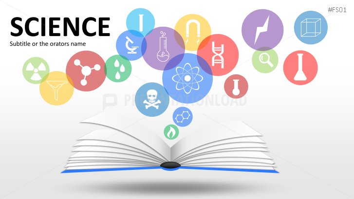 Free PowerPoint Templates for Science, Research & Education