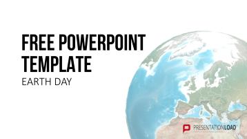 Kostenlose PowerPoint-Vorlage zum Earth Day _https://www.presentationload.de/kostenlose-powerpoint-vorlage-earth-day.html
