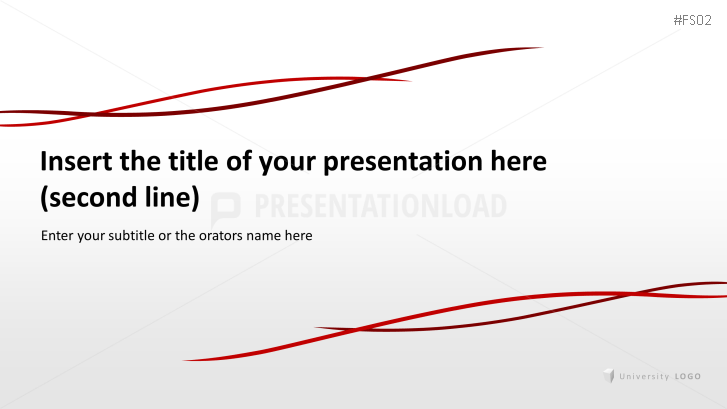 Free PowerPoint Presentation Templates for School & University