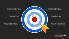 Free Flat Design Target _http://www.presentationload.com/free-powerpoint-templates-flat-design-target.html