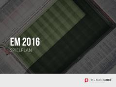 Kostenlose PowerPoint-Vorlage EM 2016 _http://www.presentationload.de/kostenlose-powerpoint-vorlage-fussball-2016.html
