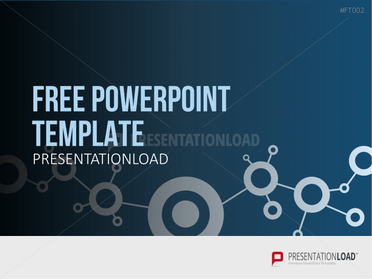 Free Powerpoint Template Network Concept Powerpoint Template Presentationload