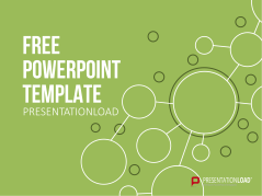 Free PowerPoint Template Green Path _https://www.presentationload.com/free-powerpoint-template-green-path.html