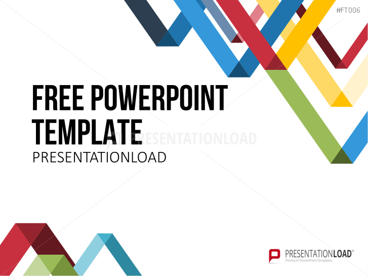Free powerpoint templates presentationload free powerpoint template lowpoly triangles httpspresentationloadfree toneelgroepblik Choice Image