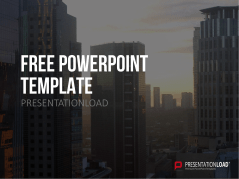 Free PowerPoint Template Skyline _https://www.presentationload.com/free-powerpoint-template-skyline.html