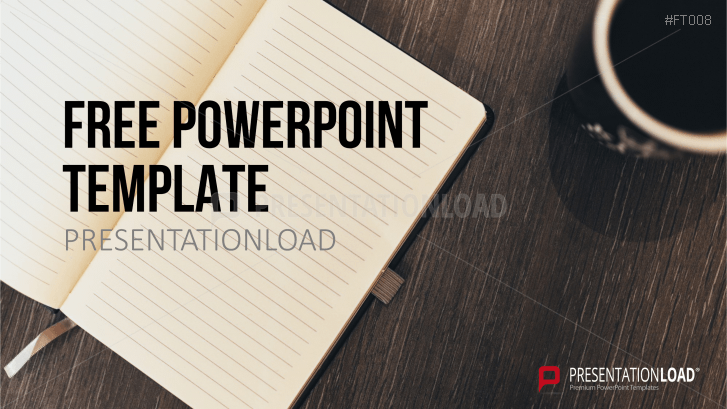 Presentationload free powerpoint template notes free powerpoint template notes toneelgroepblik Image collections