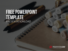 Free PowerPoint Template Notes _http://www.presentationload.com/free-powerpoint-template-notes.html