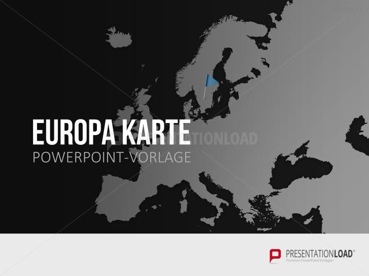 Europa _https://www.presentationload.de/landkarte-europa.html