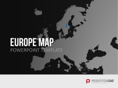 Europe _https://www.presentationload.com/map-europe.html