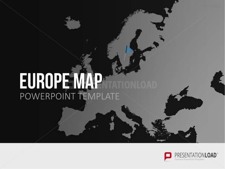 Powerpoint maps europe httpspresentationloadmap europeml toneelgroepblik Gallery