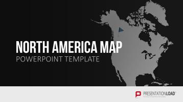 North America _https://www.presentationload.com/map-north-america.html