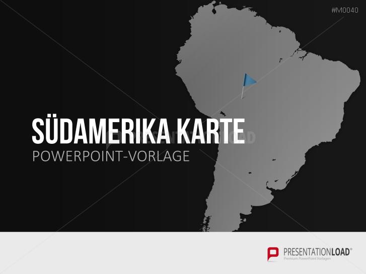 Südamerika _https://www.presentationload.de/landkarte-suedamerika.html