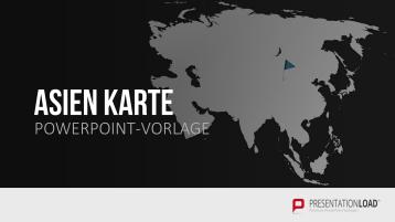 Asien - Staaten _https://www.presentationload.de/landkarte-asien-staaten.html