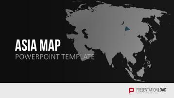 Asia _https://www.presentationload.com/map-asia.html